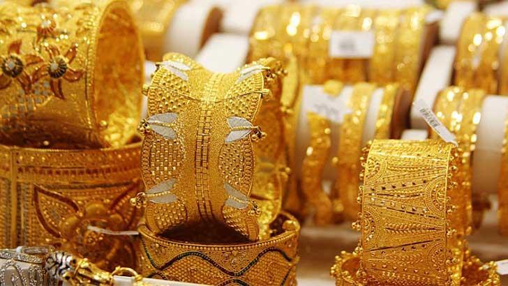 স্বর্ণের দাম কমল ভরিতে ২৫০৮ টাকা