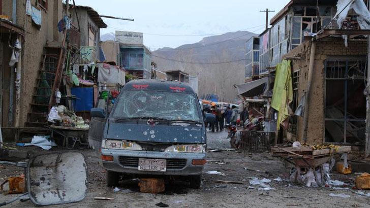 আফগানিস্তানে জোড়া বোমা হামলায় পুলিশসহ নিহত ১৭