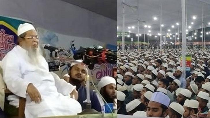হেফাজতে ইসলামের ভূমিকা সরকারের বিরুদ্ধে নয়: বাবুনগরী