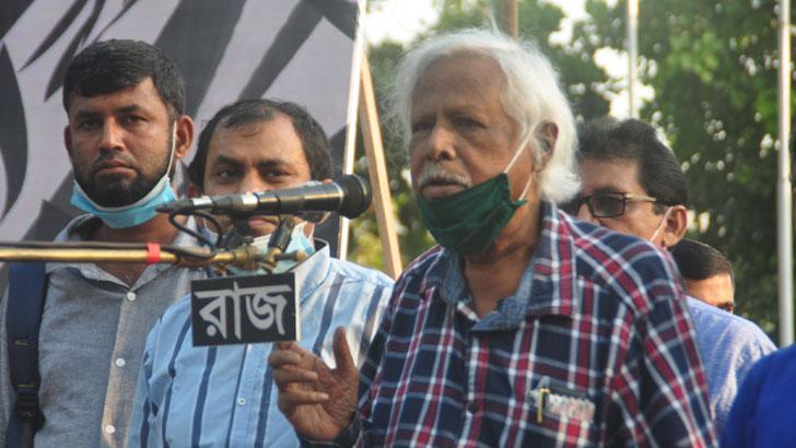 এখন শুধু ধাক্কা দিলেই সরকার পতন সম্ভব: ডা. জাফরুল্লাহ