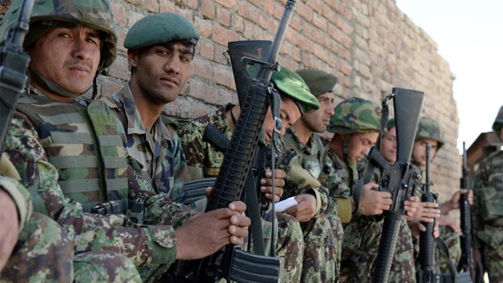 আফগান সেনাবাহিনী