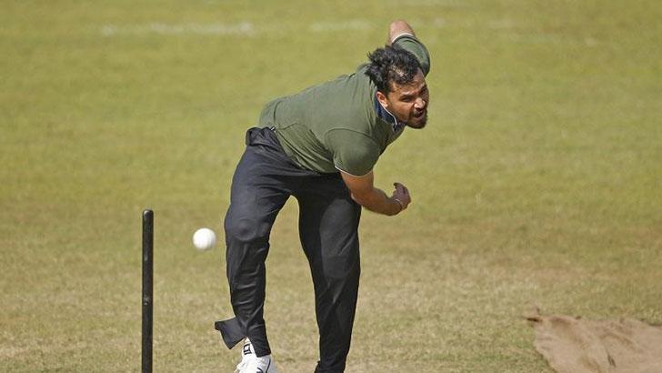 ক্রিকেটে ফিরতে '১০ কেজি ওজন' কমালেন মাশরাফি