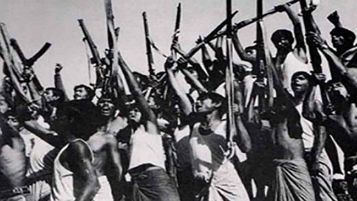 বিভিন্ন স্থানে কোণঠাসা হয়ে পড়ে পাকবাহিনী