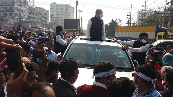 'বঙ্গবন্ধুর ভাস্কর্য শুধু ঢাকায় নয়, প্রতি জেলা-ইউনিয়নে হবে'
