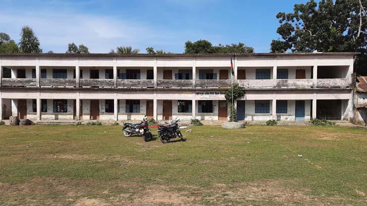 উচ্চ বিদ্যালয়