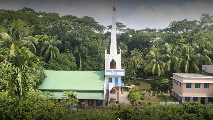 উজিরপুরের চন্দ্রকান্ত মেমোরিয়াল চার্চ