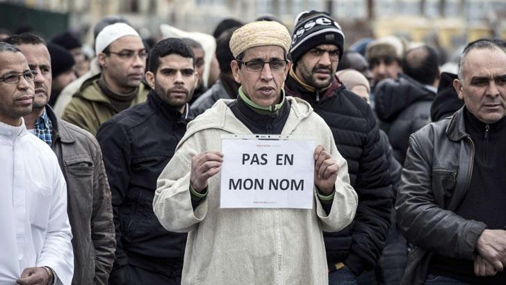ফরাসি পার্লামেন্টে মুসলিম 'বন্দিশিবির' করার প্রস্তাব