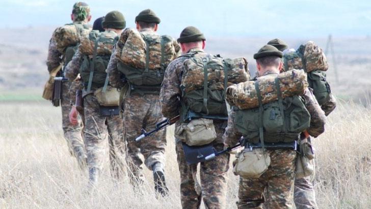 আর্মেনিয়ার সেনাবাহিনী