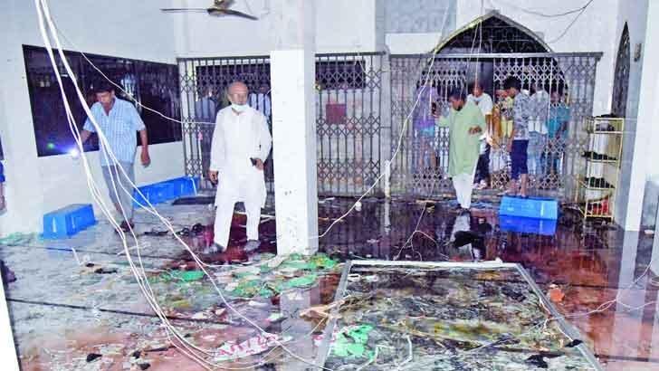 তল্লার মসজিদে বিস্ফোরণে ২৯ জনের বিরুদ্ধে চার্জশিট