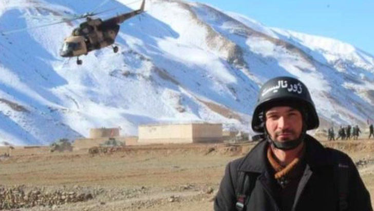 আফগানিস্তানে গুলি করে সাংবাদিক হত্যা