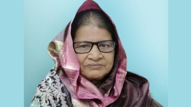 প্রধানমন্ত্রীর জা রওশন আরার ইন্তেকাল