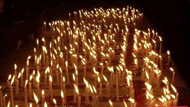 'নারী ও শিশু অধিকার ফোরামের' মোমবাতি প্রজ্বালন
