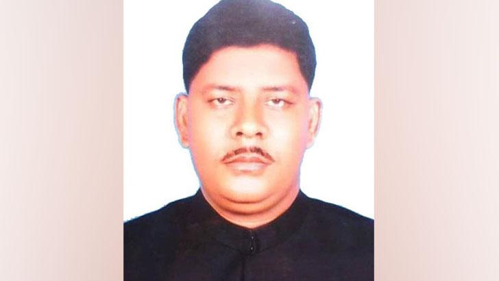 আওয়ামী লীগ দলীয় প্রার্থী শ্রীধাম দাশগুপ্ত