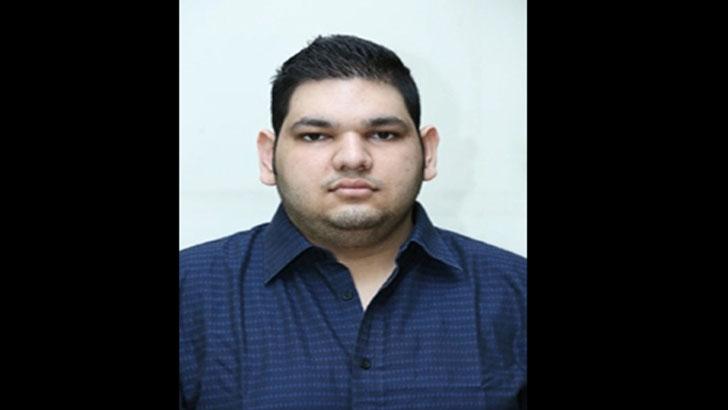 ওয়ালটনের পরিচালক মাহবুব আলম মৃদুল (২৩) ইন্তেকাল করেছেন