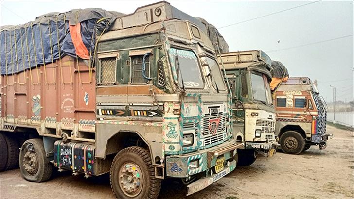 সোনামসজিদ বন্দর: ১২১৬ টন ভারতীয় চাল আমদানি