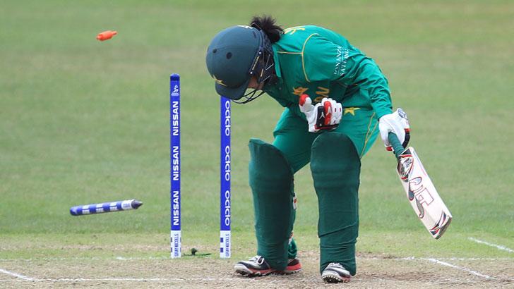 পাকিস্তানের নারী ক্রিকেটার