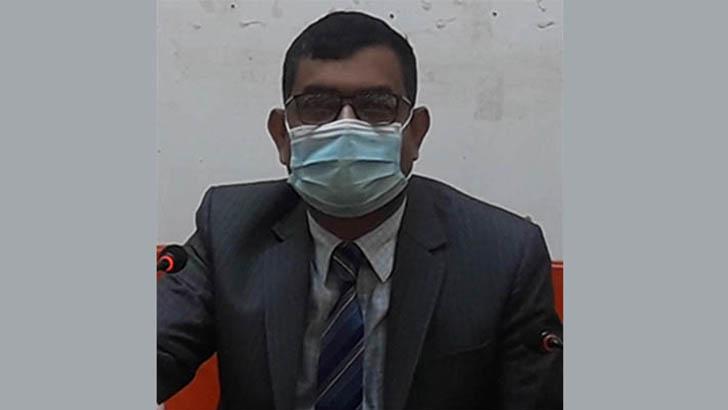জেলা প্রশাসক মোহাম্মদ কামরুল হাসান