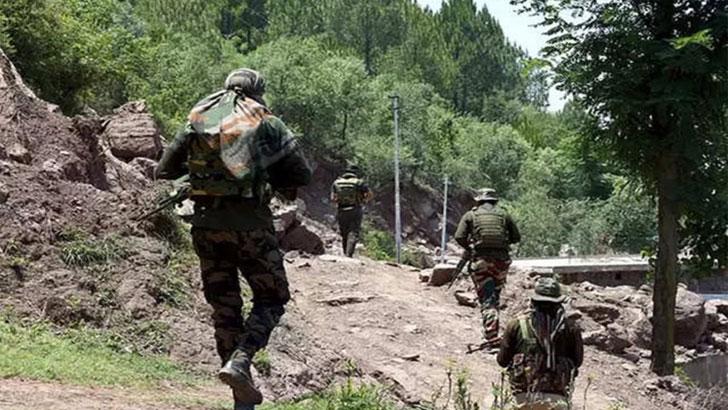 পাকিস্তানের গুলিতে ১ ভারতীয় সেনা নিহত