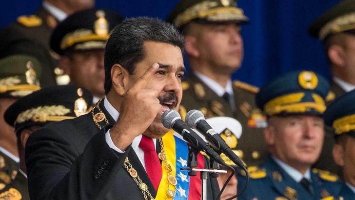 ভেনিজুয়েলার ১৯ কর্মকর্তার বিরুদ্ধে নিষেধাজ্ঞা