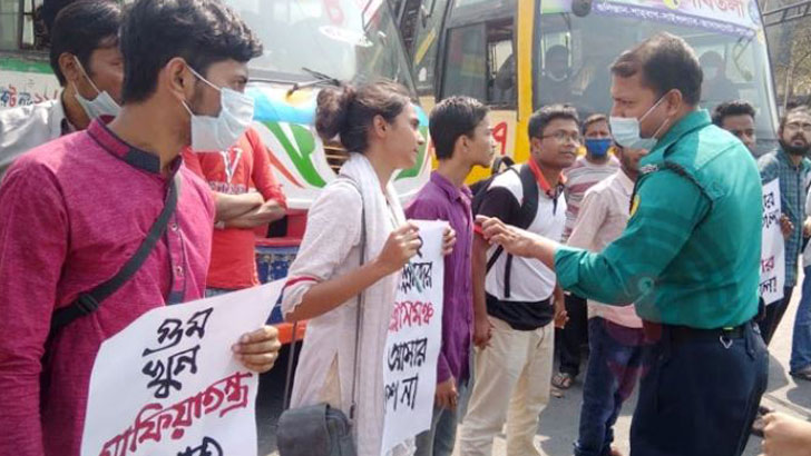 গারদে লেখক মুশতাকের মৃত্যু: সোমবার স্বরাষ্ট্র মন্ত্রণালয় ঘেরাও