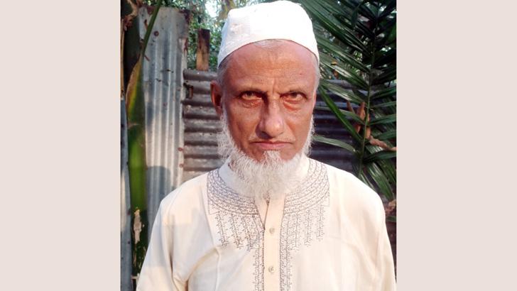 বীর মুক্তিযোদ্ধা সোহরাব হোসেন হাওলাদার