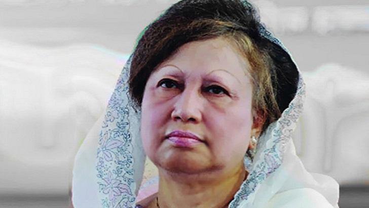 'খালেদা জিয়ার ছবি দিলে কি অনুষ্ঠানটি সার্বজনীনতা হারিয়ে ফেলতো'