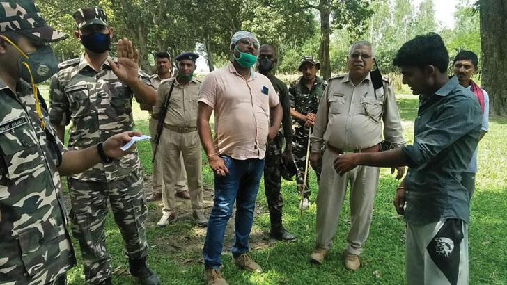 নেপালে এক ভারতীয়কে গুলি করে হত্যা করেছে পুলিশ