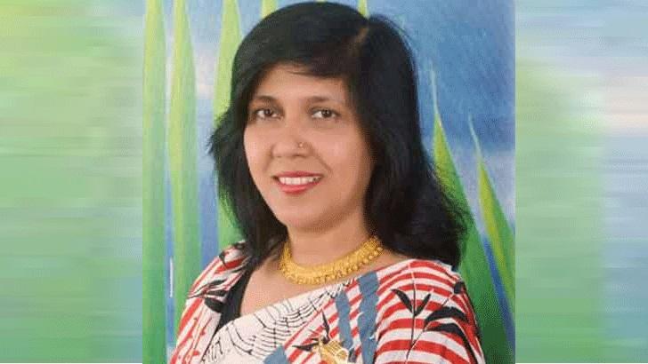 এমপি জাকিয়া তাবাসসুম জুই।