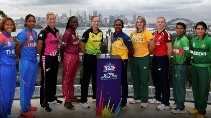বিশ্বকাপে নারী ক্রিকেট দল