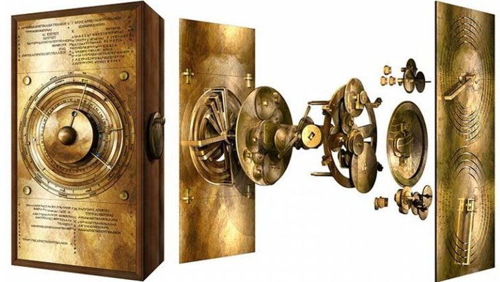পৃথিবীর প্রাচীনতম কম্পিউটারের রহস্য উন্মোচন