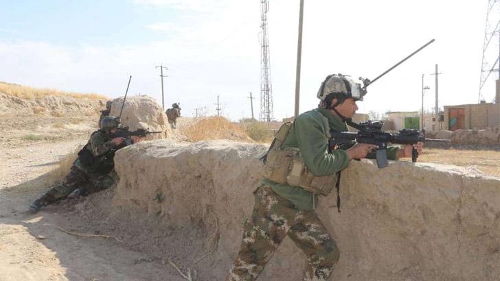 আফগানিস্তানে সংঘর্ষে ৩৬ জন নিহত