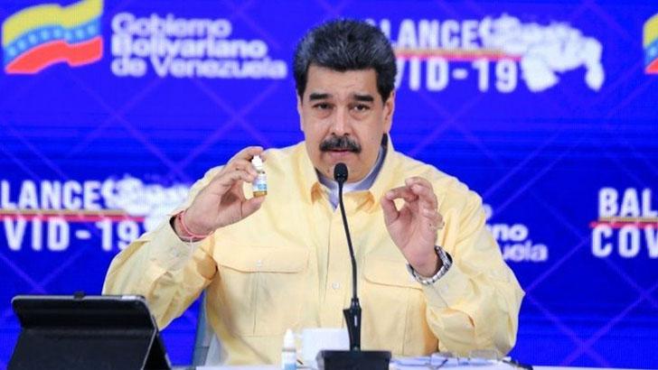 ভেনিজুয়েলার প্রেসিডেন্ট মাদুরোর ফেসবুক পেজ বন্ধ