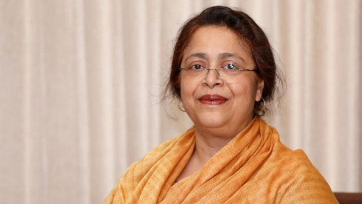 এমপি রিমি করোনা আক্রান্ত হয়ে হাসপাতালে
