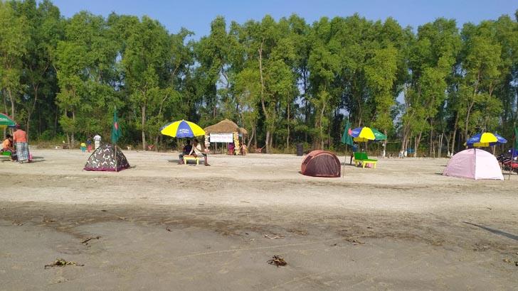 মনপুরার দখিনা হাওয়া সি-বিচ ভ্রমণে নিষেধাজ্ঞা