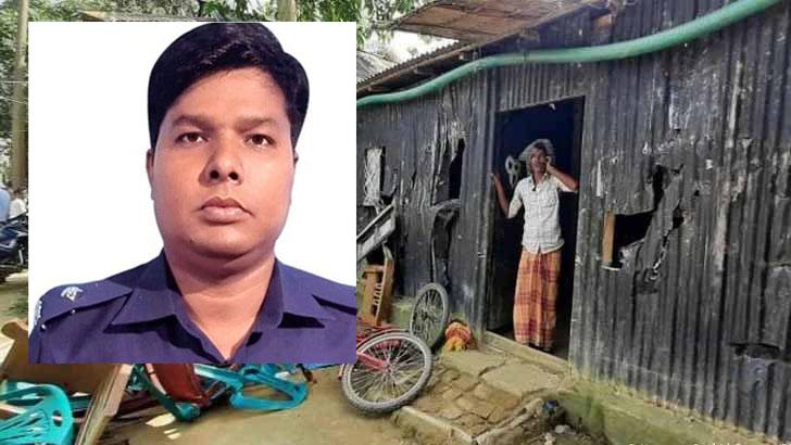 শাল্লা হিন্দুগ্রামে হামলা-লুটপাট: দিরাইয়ে ওসি বদলি