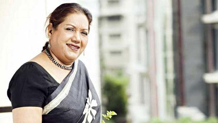 অভিনেত্রী সারাহ বেগম কবরী