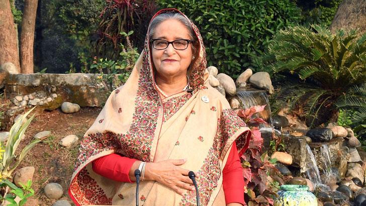 দেশের সবাইকে টিকা দেব: শেখ হাসিনা