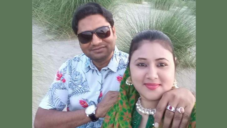 শাপলা-মতিন দম্পতি