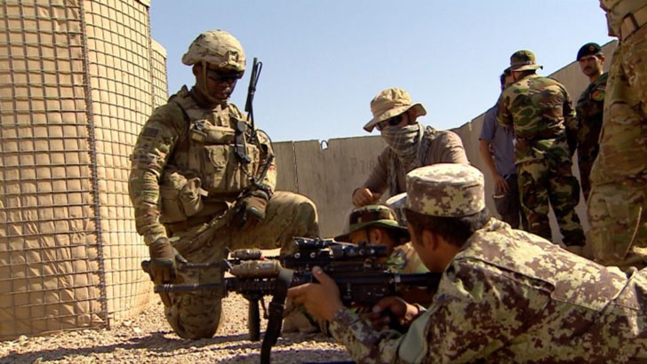 সেপ্টেম্বরেই আফগানিস্তান থেকে সব মার্কিন সেনা প্রত্যাহার