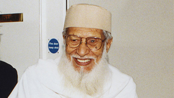 মুসলিম উম্মাহর দরদী দাঈ সাইয়্যিদ আবুল হাসান আলী নদবী