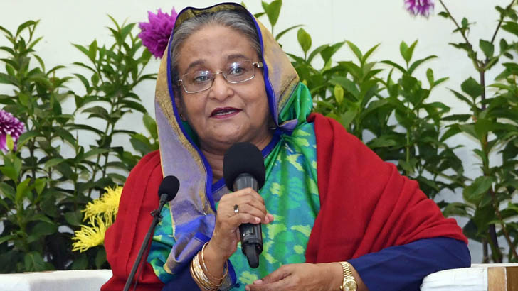 জলবায়ু মোকাবিলায় দ্রুত কর্মপরিকল্পনা চান শেখ হাসিনা