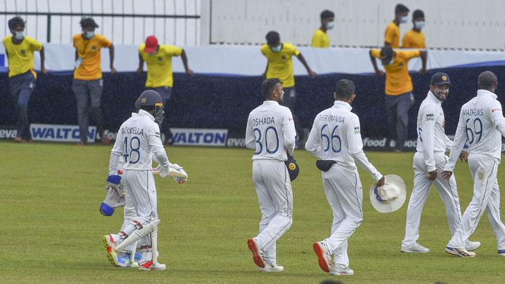 বাংলাদেশ-শ্রীলংকা টেস্ট
