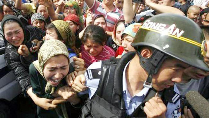 উইঘুর নিপীড়ন স্পষ্টতই গণহত্যা: ব্রিটিশ পার্লামেন্ট