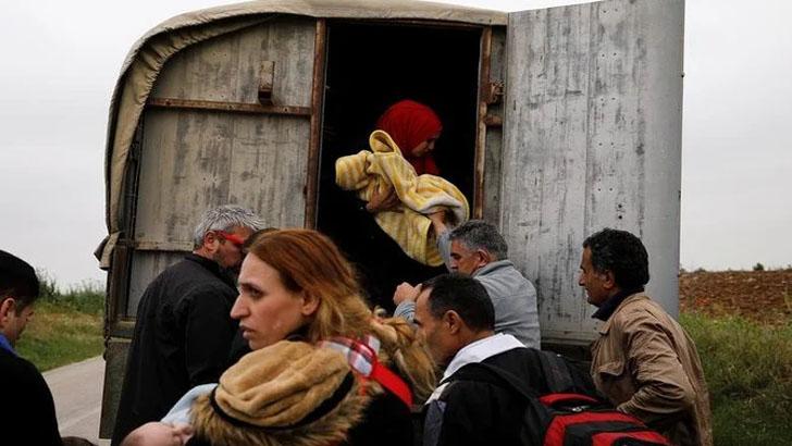 'অনুপ্রবেশের দায়ে' গ্রিসে এক সিরীয় শরণার্থীর ৫২ বছরের জেল
