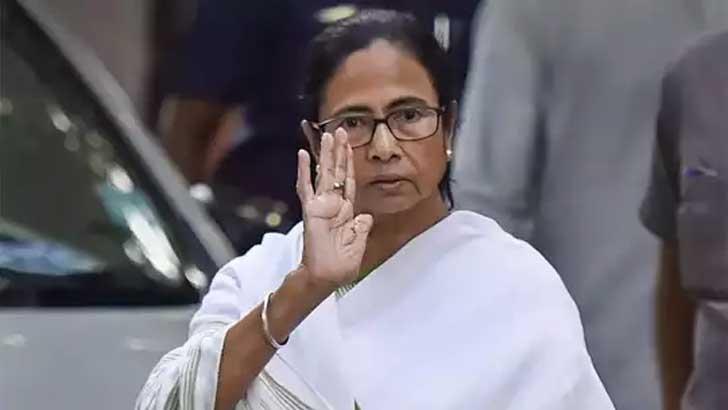 মমতা বন্দোপাধ্যায়।