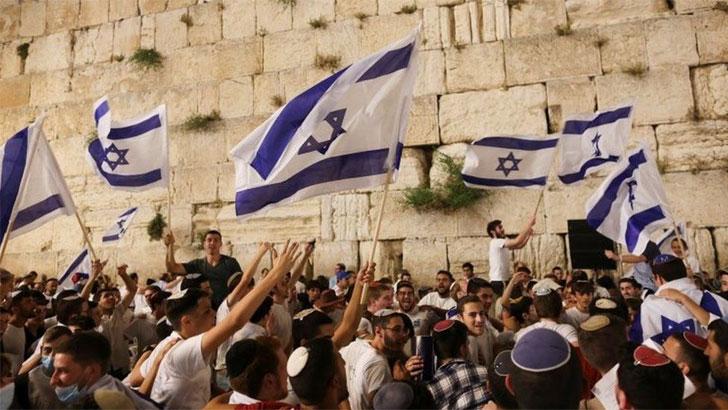 জেরুজালেমে ইহুদিদের মিছিলের ঘোষণায় নতুন উত্তেজনা