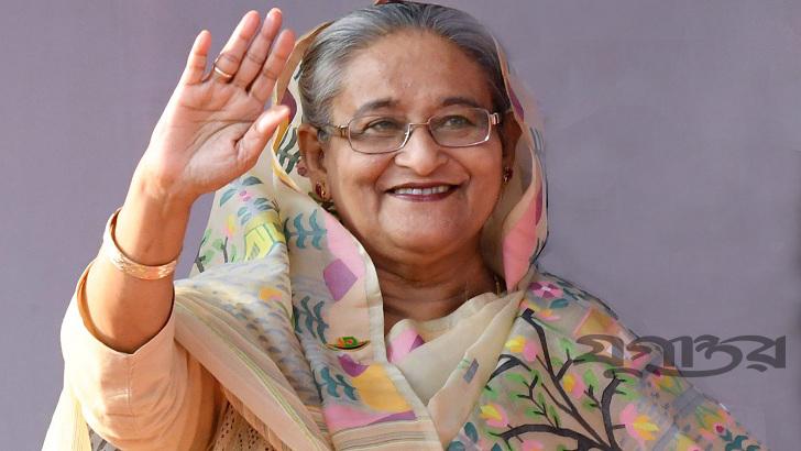 'বাংলাদেশের নতুন ইতিহাসের নির্মাতা শেখ হাসিনা'