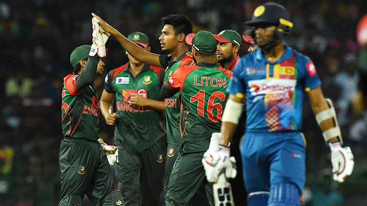 বাংলাদেশ-শ্রীলংকা