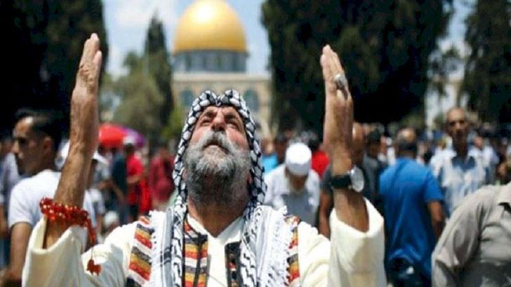 আল-আকসার ওপর আগ্রাসনের জবাব দেওয়া হবে: হিজবুল্লাহ