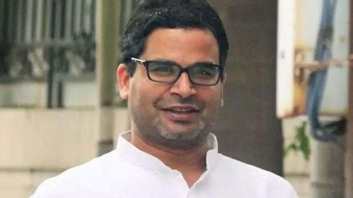 আইপ্যাকের কর্ণধার প্রশান্ত কিশোর।